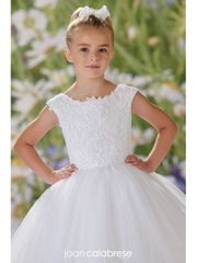 Joan Calabrese -120331 Communion/Flower Girl Dress