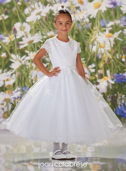 Joan-Calabrese-120332-Communion/Flower Dress-available in half sizes