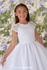 Joan-Calabrese-120344-Communion/Flower Dress-available in Half Sizes