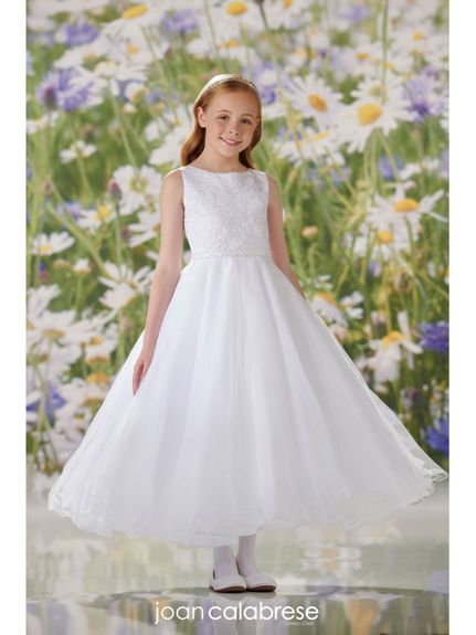 Joan-Calabrese-120349-Communion/Flower Dress-available in  Half Sizes