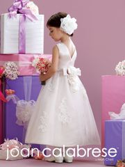Joan Calabrese-215341-Satin,tulle and lace