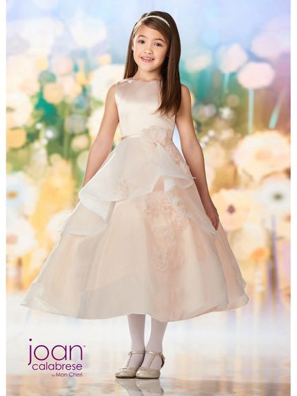 Joan Calabrese- 218341-Communion/Flower Girl Dress