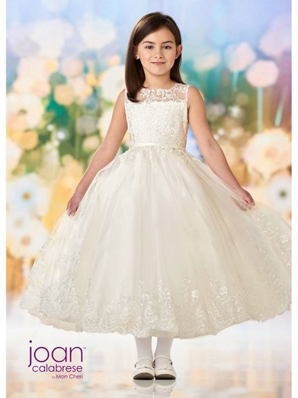 Joan Calabrese-218346-Communion/Flower Girl Dress