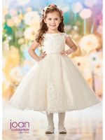 Joan Calabrese-218353-Communion/ Flower Girl Dress-Ivory