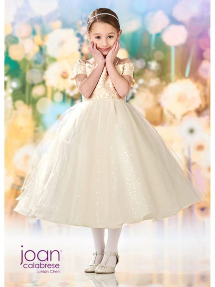 Joan Calabrese-218354- Flower Girl Dress