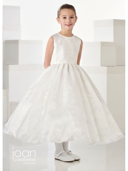 Joan Calabrese-219302-Communion/Flower Girl Dress