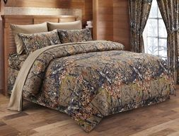 The Woods Woodland Hunter Natural Camo Comforter