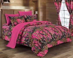 The Woods Woodland Hunter Hi Viz Camo Comforter