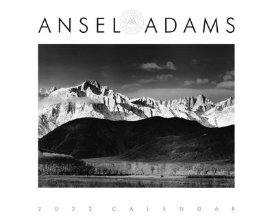 "<font Color=""#990000"">&#187; </font>ANSEL ADAMS - 2022 Calendars<BR>"