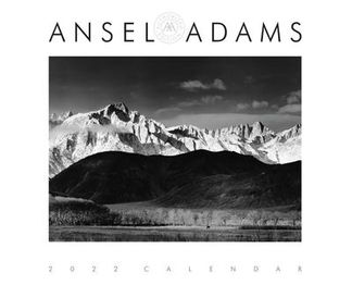 2022 ANSEL ADAMS WALL CALENDAR