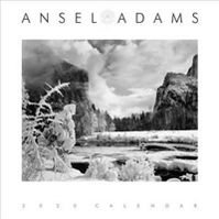 2020 ANSEL ADAMS ENGAGEMENT CALENDAR