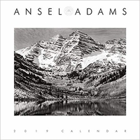 Ansel Adams 2019 Desk Calendar