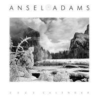 <center>ANSEL ADAMS 2020 ENGAGEMENT DESK CALENDAR<center><center>FREE WITH $35+ PURCHASE<center>