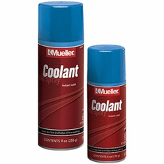 Mueller Coolant Cold Spray Aerosol Spray - Free Shipping