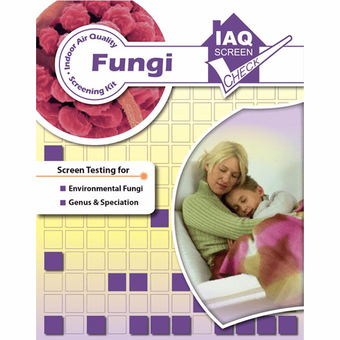 Indoor Air Quality Fungal Culture Screen Check