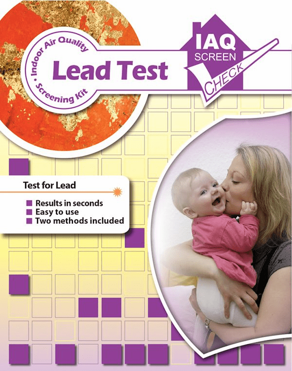 Lead Test Kits