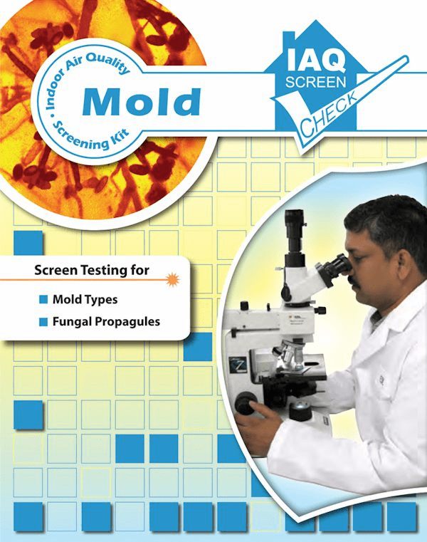 Mold Test Kit  (MSC)