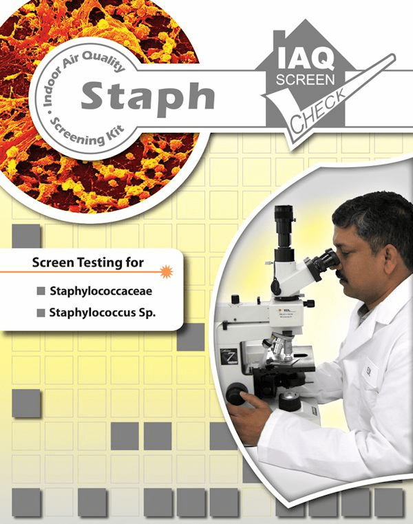 Staphylococcus Screen Check test kits