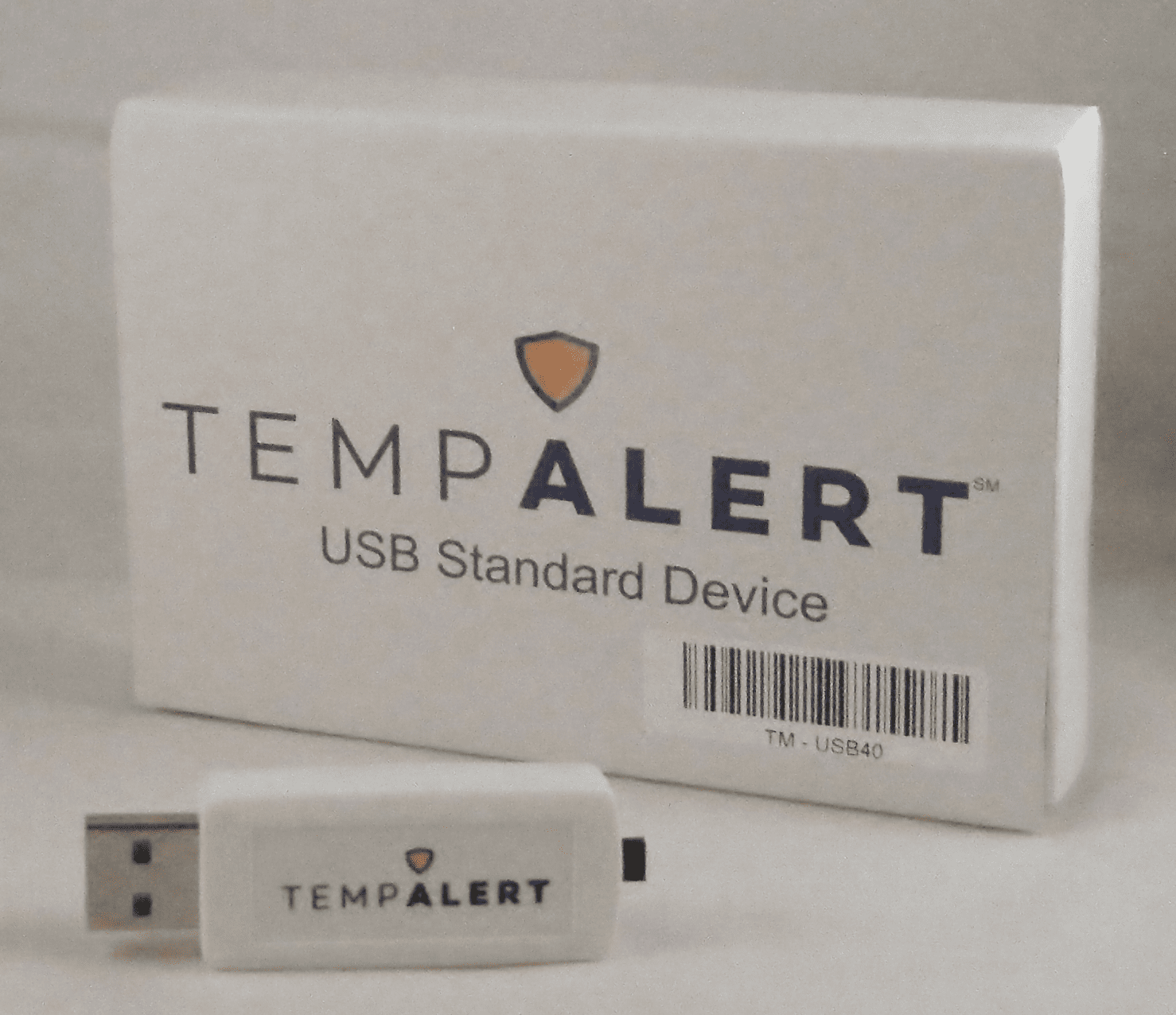 TempAlert USB remote computer temperature monitor w/ Email alert