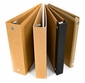 Binders & 3-Ring Notebooks From Recycled Materials