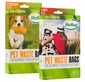 BioBag Pet Waste Bags - Standard Size or Large