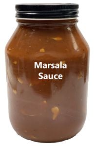 Marsala Sauce - Fresh Made (Description)