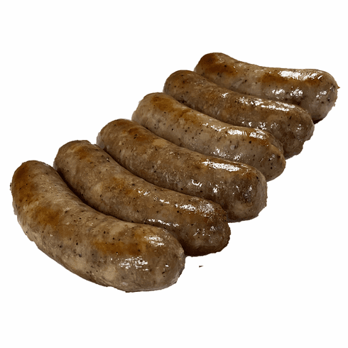 Premium Sausage- HandMade/12 Pack (Cooked-Ready to Heat)