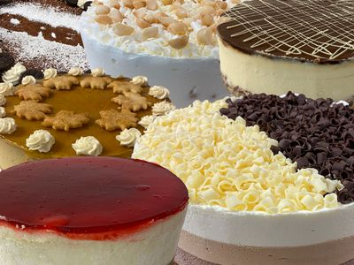 See All Desserts