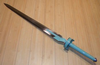 Sword Art Online Lambent Light Asuna Yuuki Rapier Stainless Steel Replica-ZS-9496-A