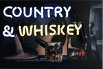 Junior Country & Whiskey Neon Sign