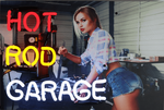 Junior Hot Rod Garage Neon Sign