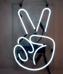 Victory Neon Sign