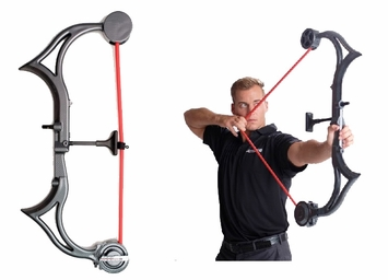 AccuBow Archery Training System Device with Laser