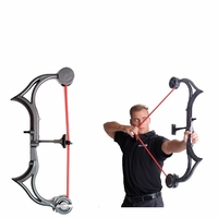AccuBow Archery Training Device with Laser