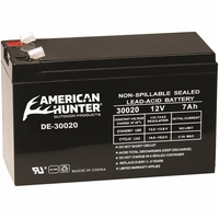 American Hunter 12 Volt Rechargeable Battery