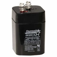 American Hunter 6V Battery 5 Amp Rechargeable