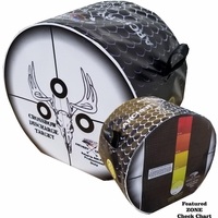 American Whitetail Black Hornet Tagalong Crossbow Discharge Target