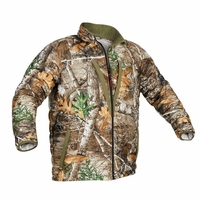 Arctic Shield Heat Echo Loft Jacket Realtree Edge Camo