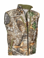 Arctic Shield Heat Echo Loft Vest Realtree Edge Camo