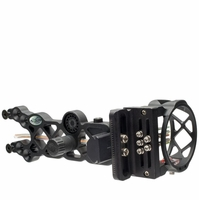 Axion GLX Gridlock 5 Pin Bow Sight Black
