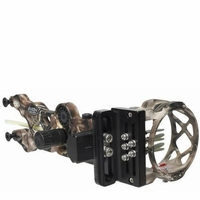 Axion GLX Gridlock 5 Pin Bow Sight Lost Camo