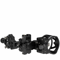 Axion RD3 Bow Sight 3 Pin Black .019 Pins