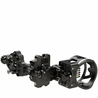 Axion RD5 Bow Sight 5 Pin Black .019 Pins