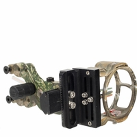Axion Soul Hunter 3 Pin Bow Sight Realtree Edge