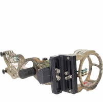 Axion Vue 3 Pin Bow Sight Realtree Edge