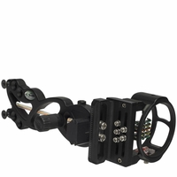 Axion Vue 5 Pin Bow Sight Black