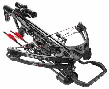 Barnett TS370 Crossbow with 4x32 Scope