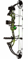 Bear Archery Cruzer G2 RTH Compound Bow Package Moonshine Toxic