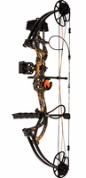 Bear Archery Cruzer G2 RTH Compound Bow Package Moonshine Wildfire
