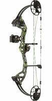 Bear Cruzer Lite RTH Compound Bow Package Moonshine Toxic